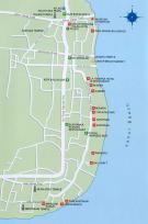 Карты острова Бали