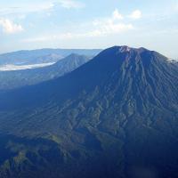 достопримечательности Бали, природа Бали, Батур, Агунг, Бесаких