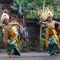 национальные праздники Бали, балийские танцы
