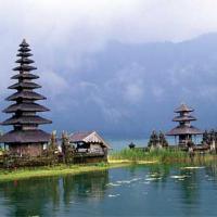 достопримечательности Бали, озера Бали, что посмотреть, озеро Братан