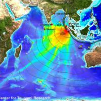 землетрясение на Бали