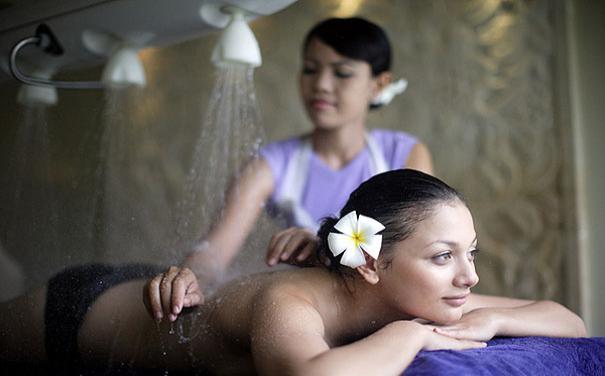 балийский массаж, SPA на бали, бали спа