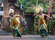 Фестиваль искусств Бали - рождение настоящего танца