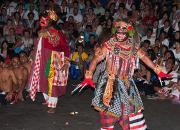 Танцы и театр Бали. Мир прекрасных чувств