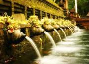 Священные ванны на Бали