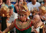 балийские танцы, Улувату