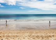 природа Бали, волны на Бали