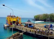 Как добраться до Нуса Пенида с Бали на пароме: чем заняться на острове