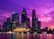 бали через сингапур, сингапур-бали