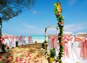 Королевская свадьба на Бали - скрепите ваш брак на пальмовых листьях!