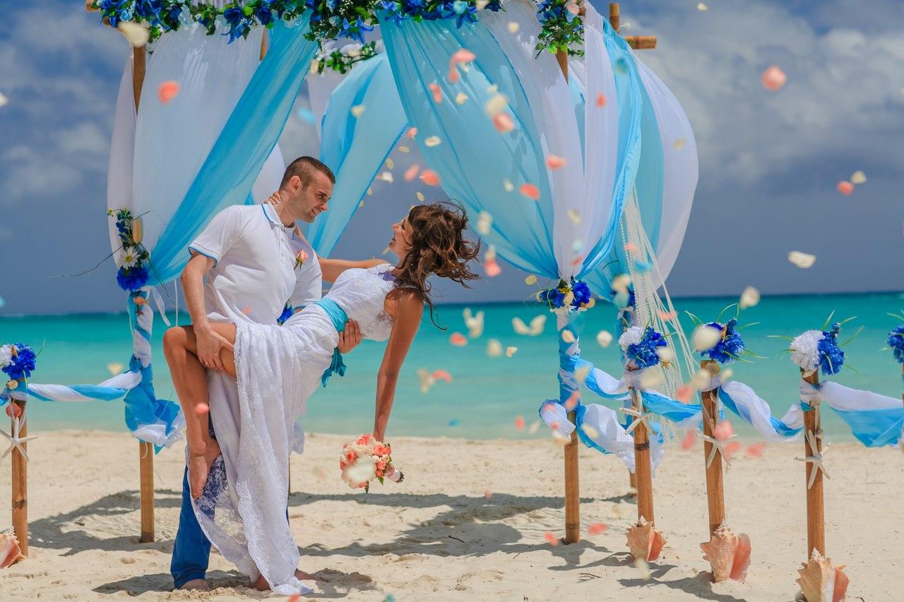 Свадебное  для бали